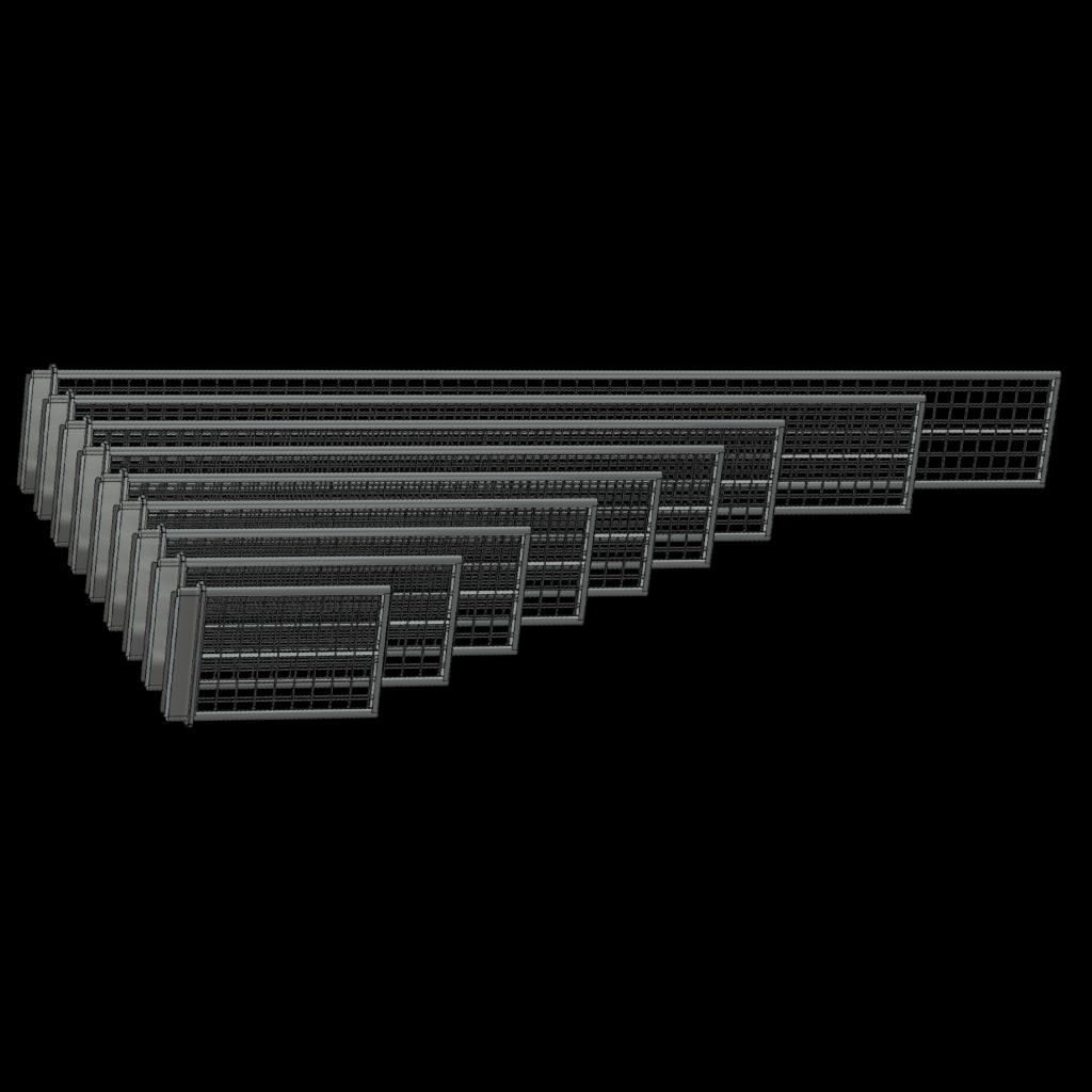 Поставляем ключевые компоненты фильтров