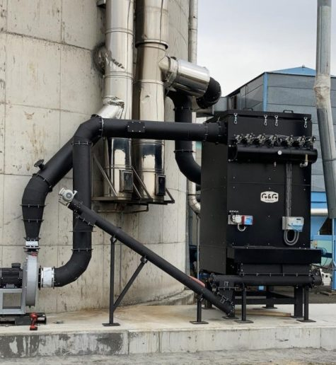 Фильтрация дымовых газов котлов на биомассе